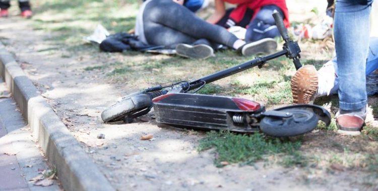 ¿Qué es un accidente en un lugar público y cómo puedo reclamar?