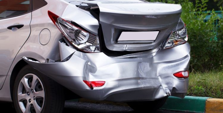Abogado de choque de carro