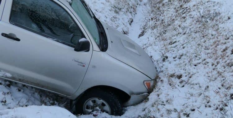 Esto es Todo lo que Debe Saber Sobre los Accidentes de Auto por Nevadas