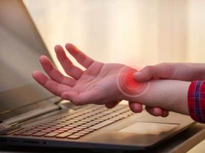 Conozca Cuáles son las Principales Lesiones por Trabajo Repetitivo