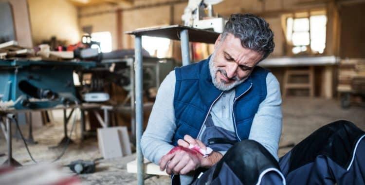 Cómo se calcula la indemnización por accidente de trabajo en Estados Unidos