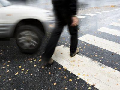 Causas Principales de los Accidentes de Tránsito de Peatones