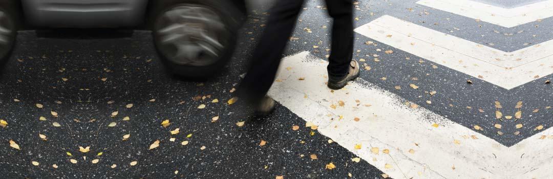 Accidentes peatonales