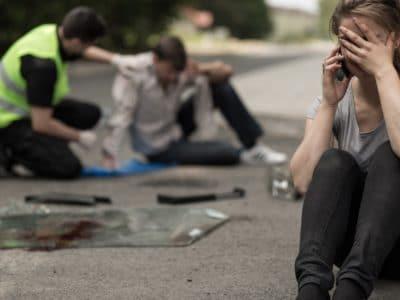 ¿Qué Hago Después de un Accidente de Auto?