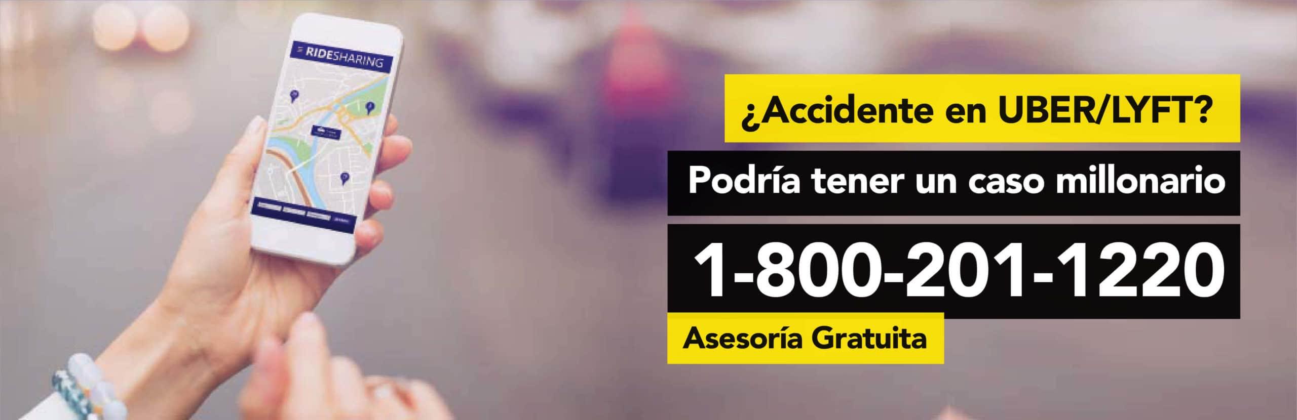 Accidente de Uber/Lyft