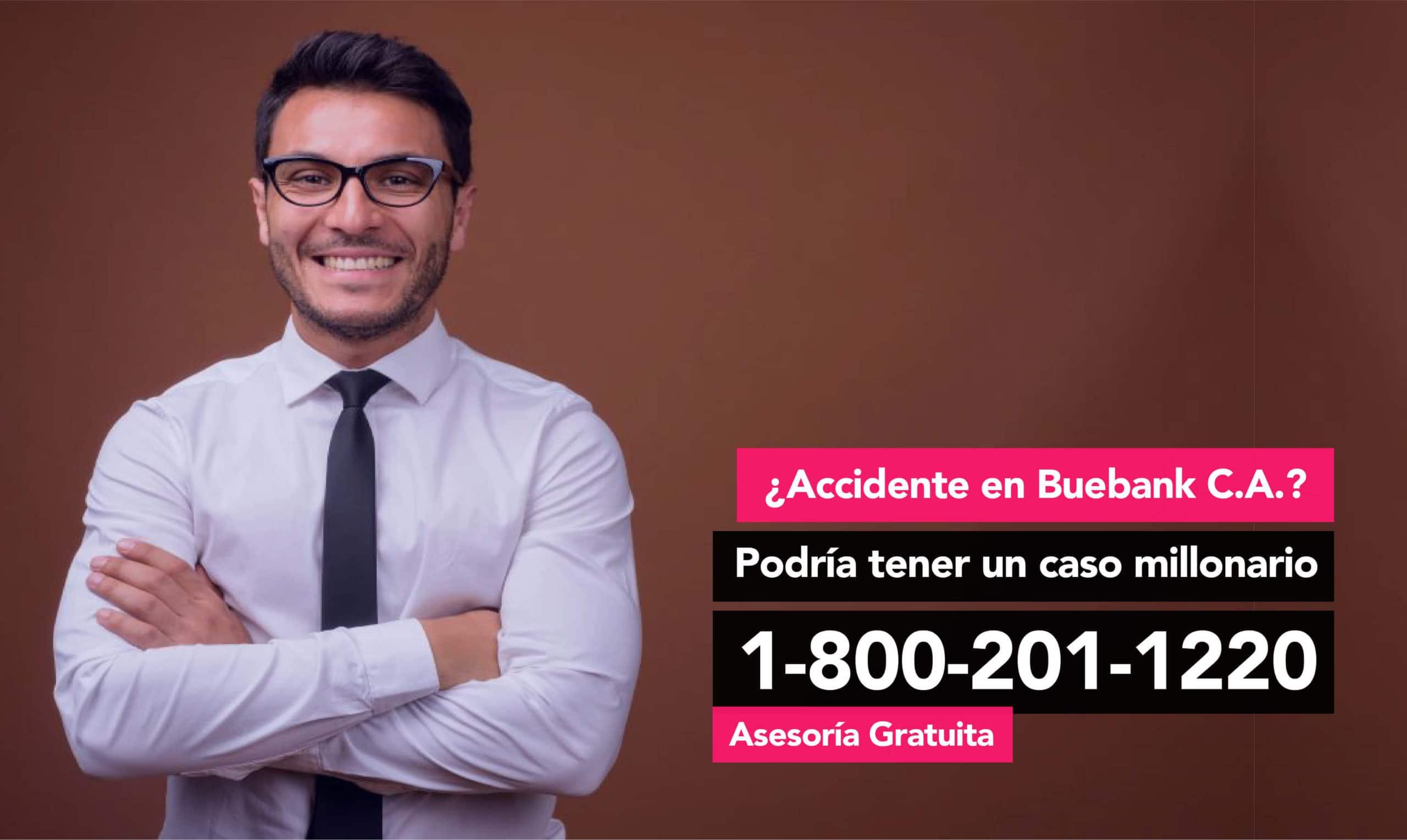 Abogados de Accidentes en Burbank CA