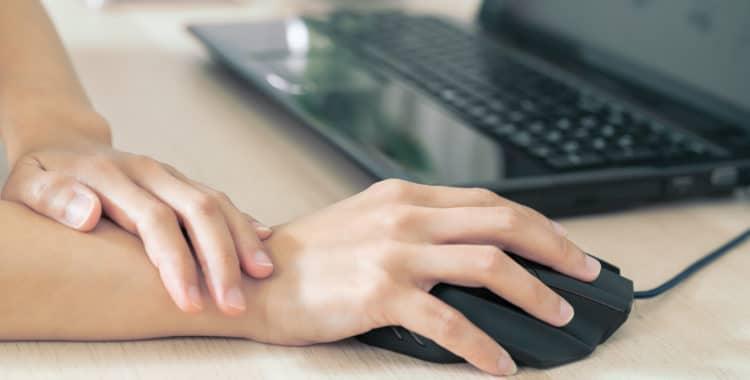 Lesiones por Trabajo Repetitivo más Frecuentes
