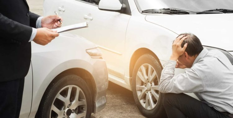 Qué Hacer en Caso de Sufrir un Accidente de Carro