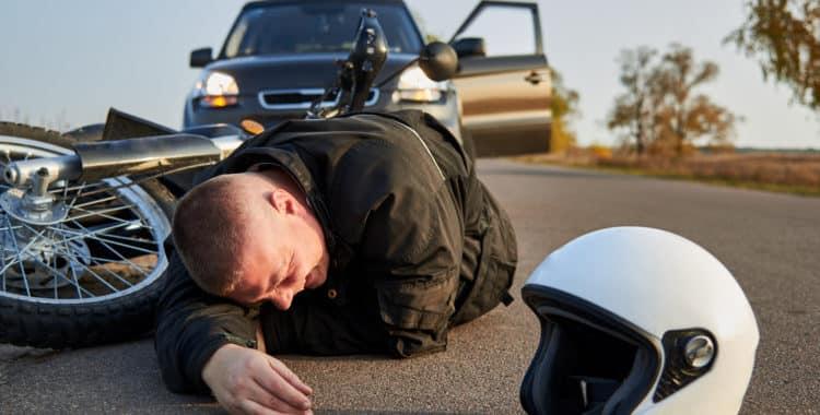 Lesiones por Accidente de Motocicleta más Frecuentes