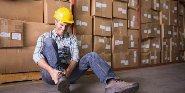 Tipos de Accidentes en el Trabajo más Frecuentes