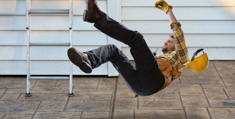 5 formas para aumentar el valor de un caso de lesiones personales como la caída de una escalera