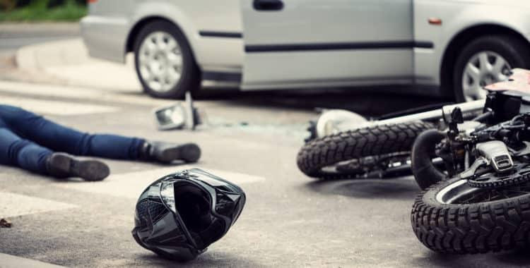 ¿Cómo Calcular una Compensación por Accidente de Motocicleta?